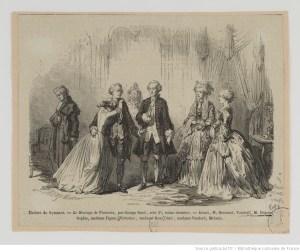 Le Mariage de Victorine de George Sand
