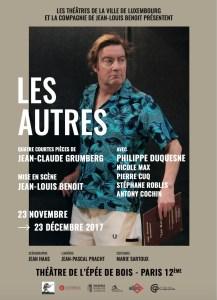 Les Autres de Jean-Claude Grumberg, mise en scène de Jean-Louis Benoit