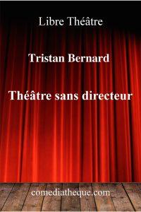Théâtre sans directeur