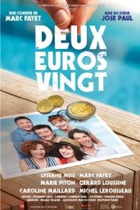 Deux euros vingt de Marc Fayet