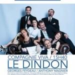 Le Dindon de Feydeau par la Compagnie Viva