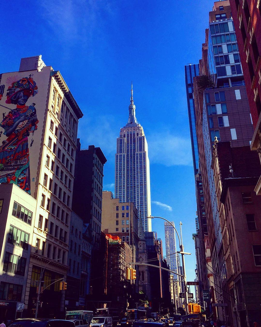 Empire State Building, New York, États-Unis