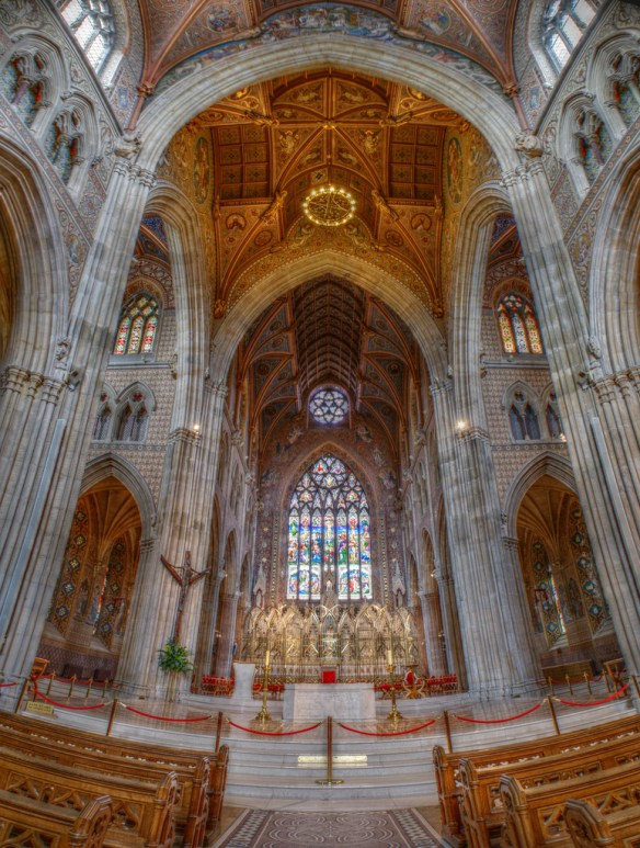 St. Patrick's Cathedral, Armagh, Northern Ireland