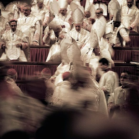Dispersion of the Fathers, Second Vatican Council, by Lothar Wolleh