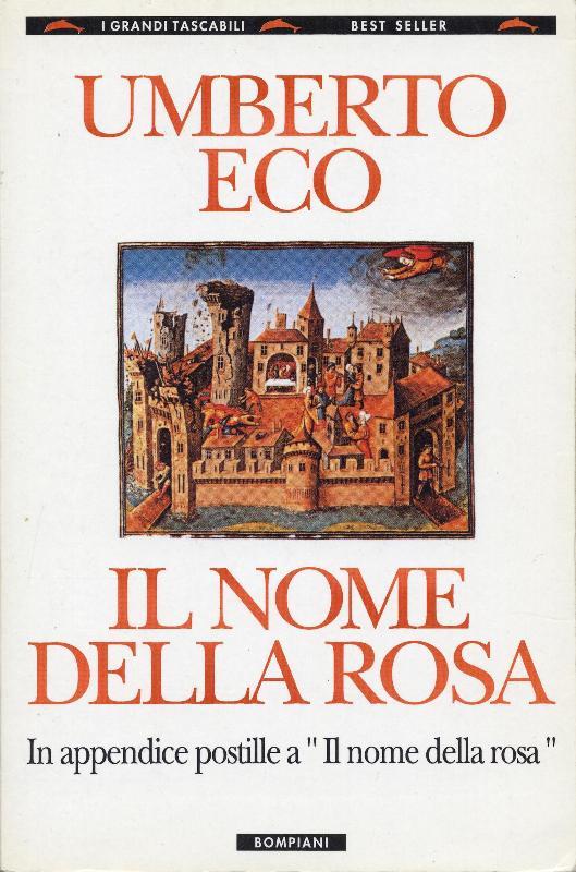 Il nome della rosa [ROMA]