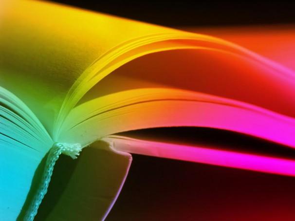 libro a colori