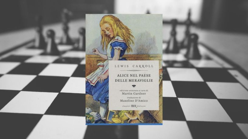 Alice nel paese delle meraviglie Lewis Carroll anteprima
