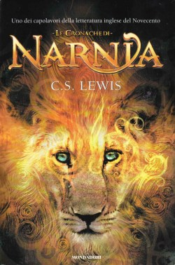 il leone la strega e l'armadio cover