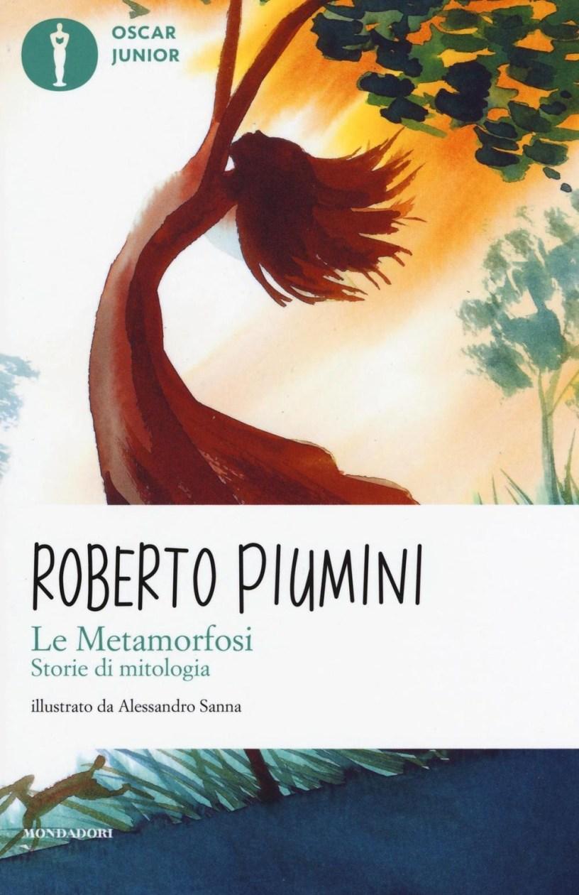 Le metamorfosi Roberto Piumini cover