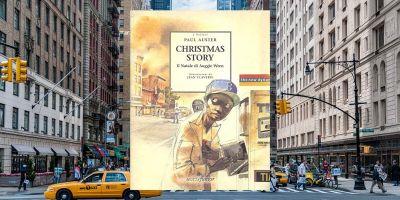 Christmas story Il Natale di Auggie Wren @Libringioco