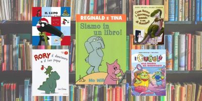 Nuovi personaggi seriali nei libri per bambini