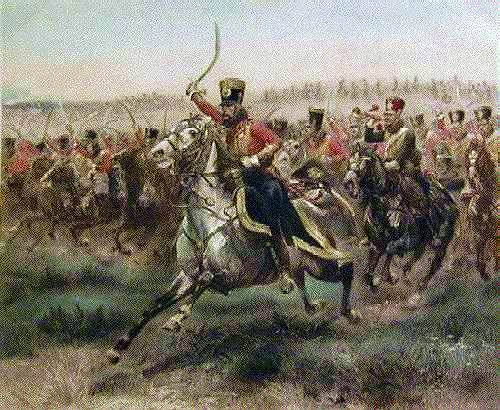 carica cavalleria