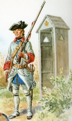 soldato francese