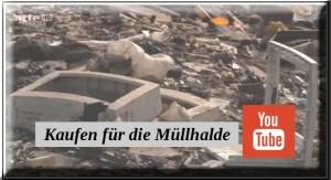Kaufen für die Müllhalde | Geplante Obsoleszenz | Das Video auf Youtube