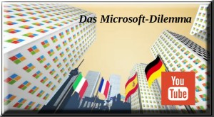 Das Microsoft-Dilemma | Europa als Software-Kolonie | Das Video auf Youtube