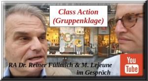 RA Dr. Reiner Füllmich | Class Action (Gruppenklage) für wirtschaftlich geschädigte Unternehmen