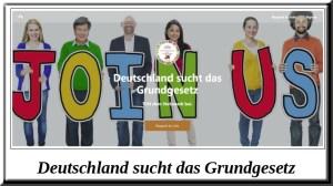Deutschland sucht das Grundgesetz | Tritt dem Netzwerk bei