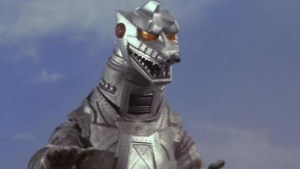 Robot e Godzilla