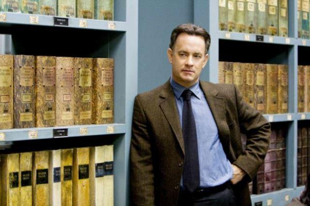 Tom Hanks Robert Langdon