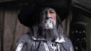 Geoffrey Rush Barbossa Pirati Caraibi