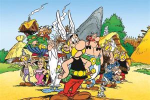 Asterix villaggio