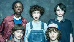 I bambini di Stranger Things