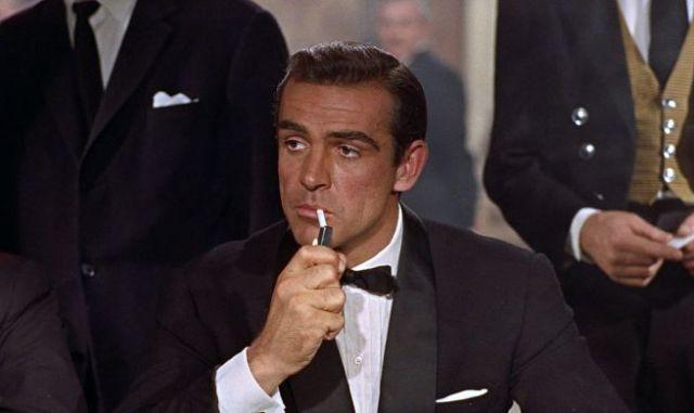 Sean Connery è James Bond