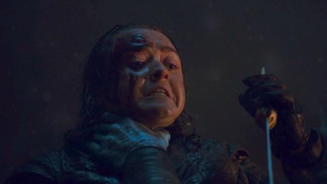 Il ribaltone di Arya Stark