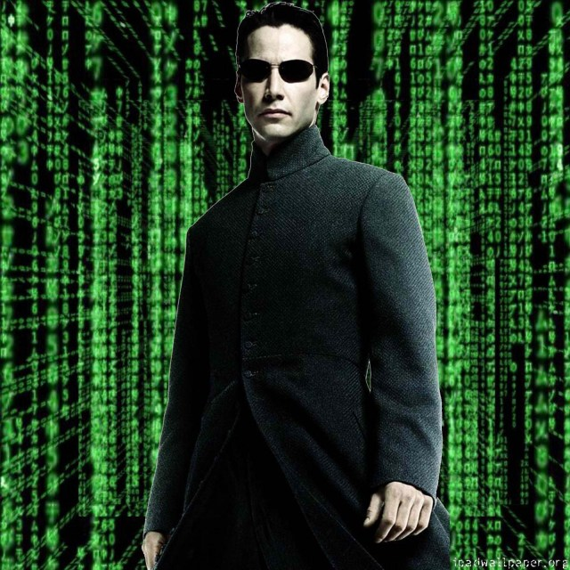 L'eletto in Matrix
