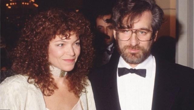 Amy Irving e Steven Spielberg