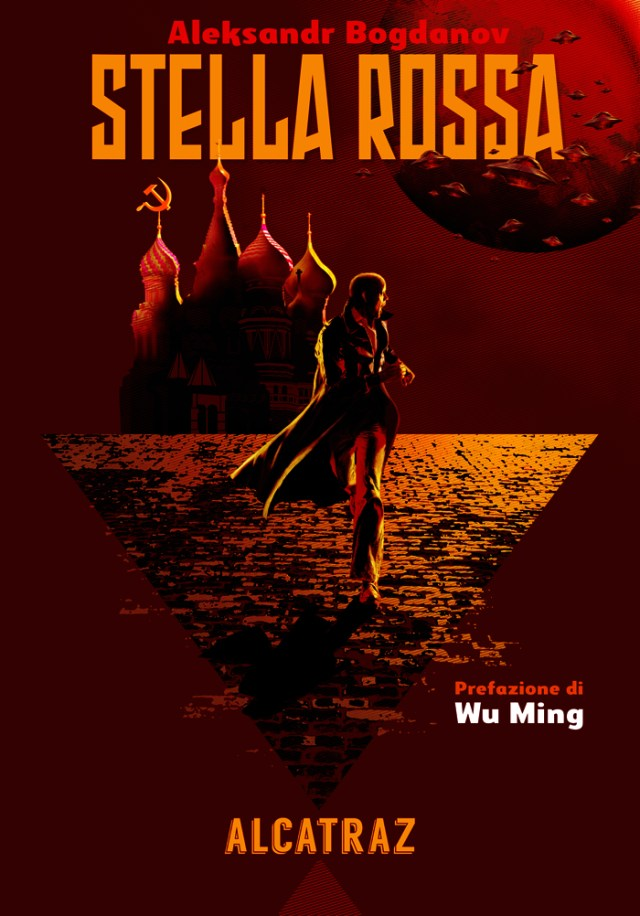 La copertina di Stella Rossa