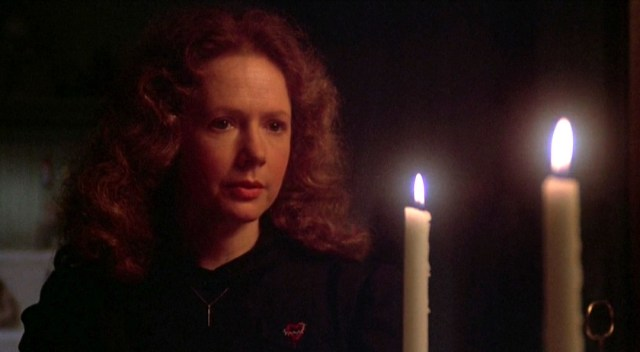 Piper Laurie è Margaret White nel film di Brian De Palma