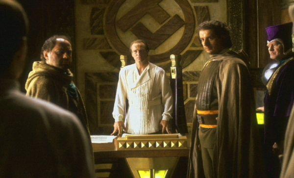 James Watson è Duncan Idaho in Dune - Il destino dell'universo (2000) di John Harrison