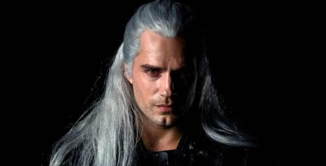 Henry Cavill è Geralt da Rivia