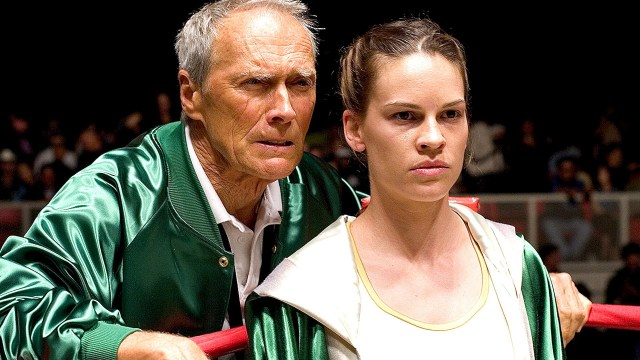 Million Dollar Baby (2004) di Clint Eastwood