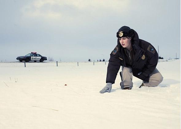 Allison Tolman in Fargo