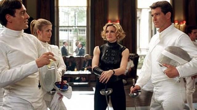 Madonna in 007 - La morte può attendere (2002) di Lee Tamahori