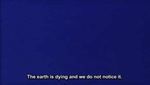 Blue (1993) di Derek Jarman
