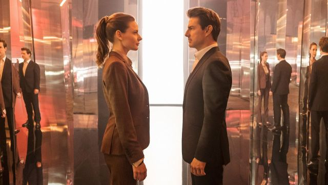Rebecca Ferguson in Mission: Impossible - Fallout (2018) di Christopher McQuarrie