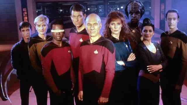 Star Trek: The Next Generation (1987-1994)