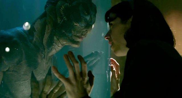 La forma dell'acqua (2017) di Guillermo Del Toro