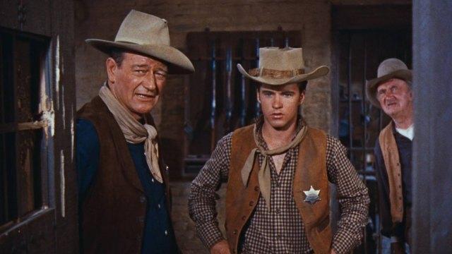 Rio Bravo (1950) di John Ford