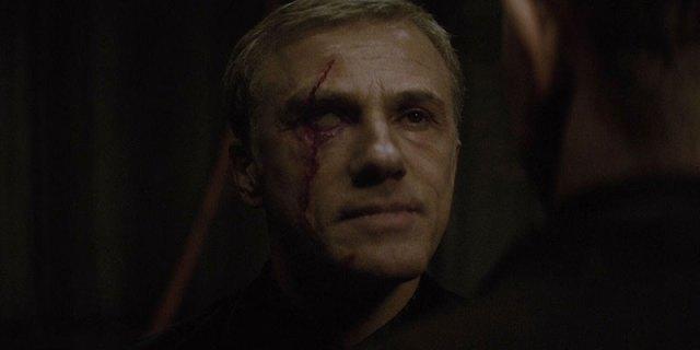 Christoph Waltz è Blofeld in 007 - Spectre (2015) di Sam Mendes