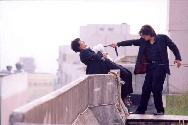 Oldboy (2003) di Park Chan-wook