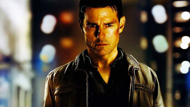 Tom Cruise è Jack Reacher nei film tratti dai romanzi di Lee Child