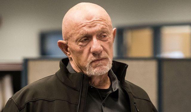 Jonathan Banks è Mike Ehrmantraut in Better Call Saul