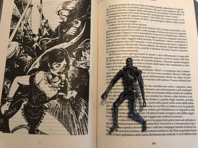 T-800 (12) Libri Senza Gloria_Elric