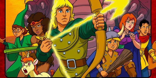 Il cartone animato di Dungeons & Dragons