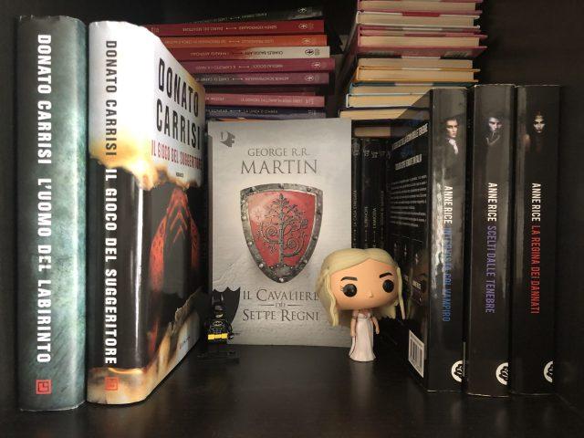 Il cavaliere dei sette regni_Libri Senza Gloria