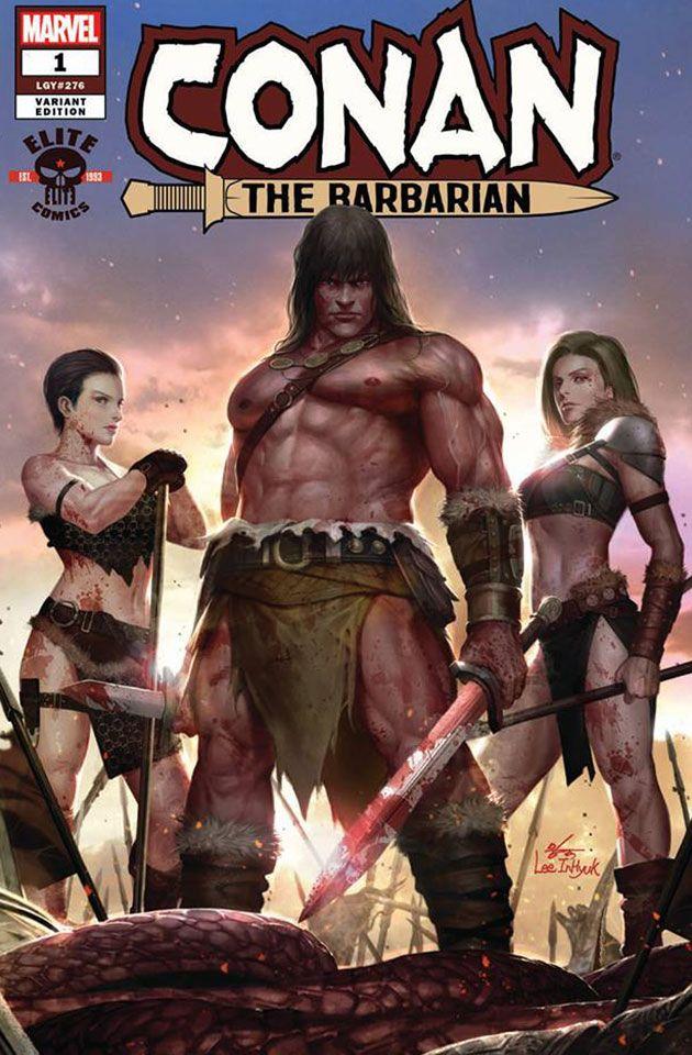Conan il Barbaro, la creatura più celebre di Robert E. Howard